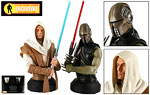 Starkiller: Ultimate Good & Ultimate Evil Apprentice (AFX Exclusive) - Gentle Giant - Mini Busts (2010)