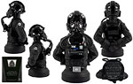 TIE Fighter Pilot - Gentle Giant - Mini Busts (2009)
