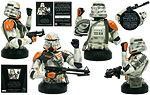 Airborne Trooper (Star Wars Shop) - Gentle Giant - Mini Busts (2008)