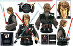 Anakin Skywalker (Episode III) (SDCC 2008) - Gentle Giant - Mini Busts (2008)