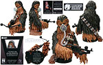 Chewbacca (Mynock Hunt) (Diamond Distributors) - Gentle Giant - Mini Busts (2008)