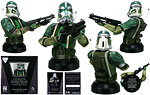 Commander Gree (Celebration IV Los Angeles) - Gentle Giant - Mini Busts (2007)