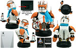 Commander Cody (Happy Holidays 2008) (Gentle Giant PGM) - Gentle Giant - Mini Busts (2008)