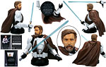 Obi-Wan Kenobi in Clone Trooper Armor (Gentle Giant) - Gentle Giant - Mini Busts (2008)