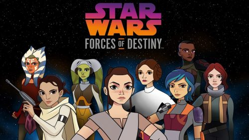 Forces of Destiny cast