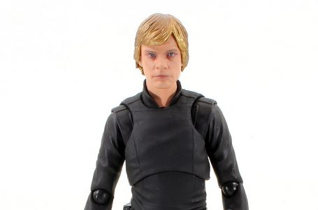SH Figuarts Luke Skywalker