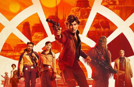 Solo: A Star Wars Story Official Movie Poster