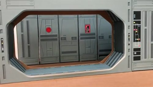 Extreme Sets Death Star Hangar