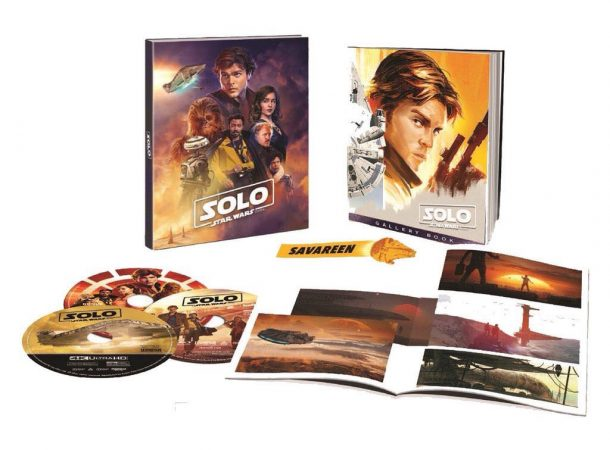 Solo4K Blu-Ray Details