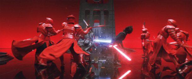 Rey vs Praetorian