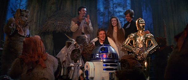 Star Wars Original trilogy cast