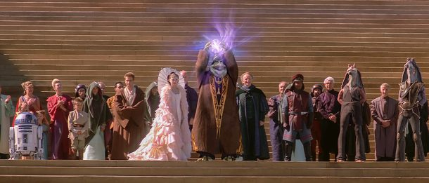 Phantom Menace Celebration