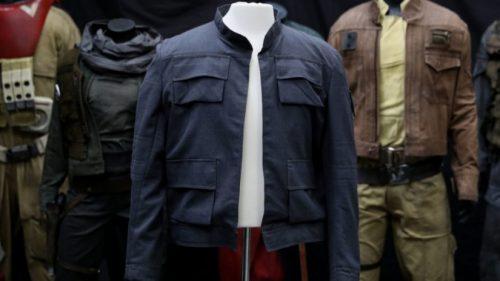 Han Solo Jacket Empire Strikes Back