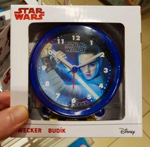 Rey alarm clock