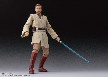SHF Obi-Wan Episode III