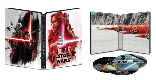 The Last Jedi Blu Ray