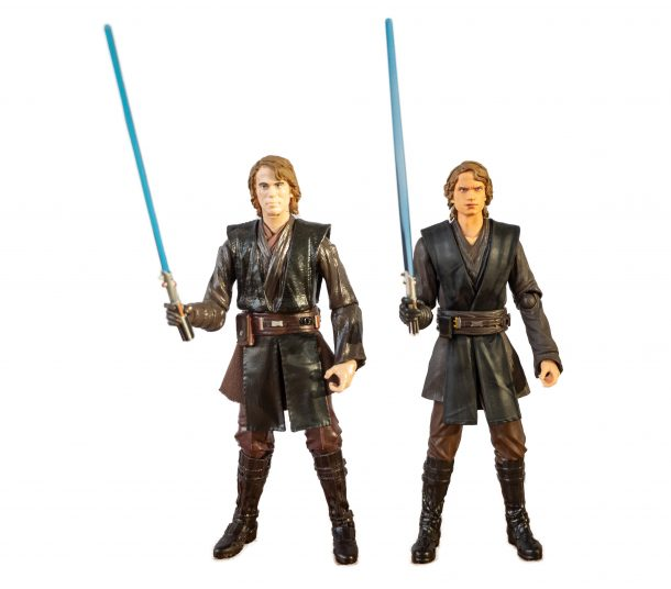SH Figuarts Episode III Anakin Skywalker