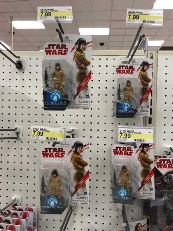 Star Wars Rose Action Figure