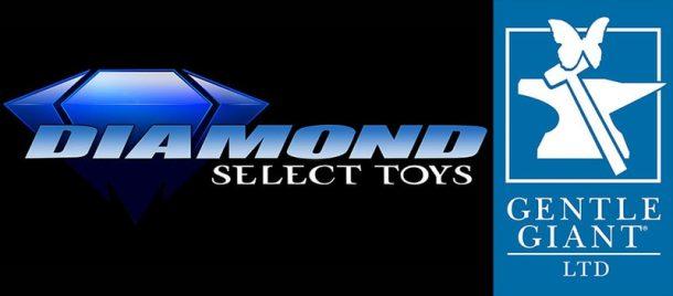 Diamond Select and Gentle Giant