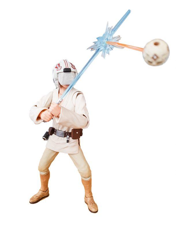 SH Figuarts Luke Skywalker