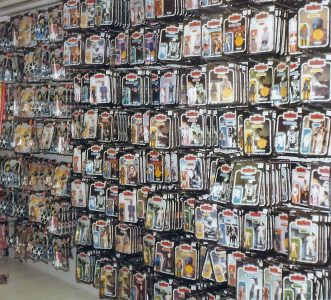 Star Wars Vintage Toy Shop