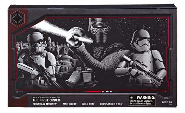Black Series Disney Park Exclusive Box Art
