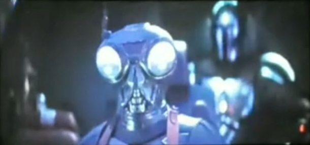 Droid co-pilot on the Razor Crest?