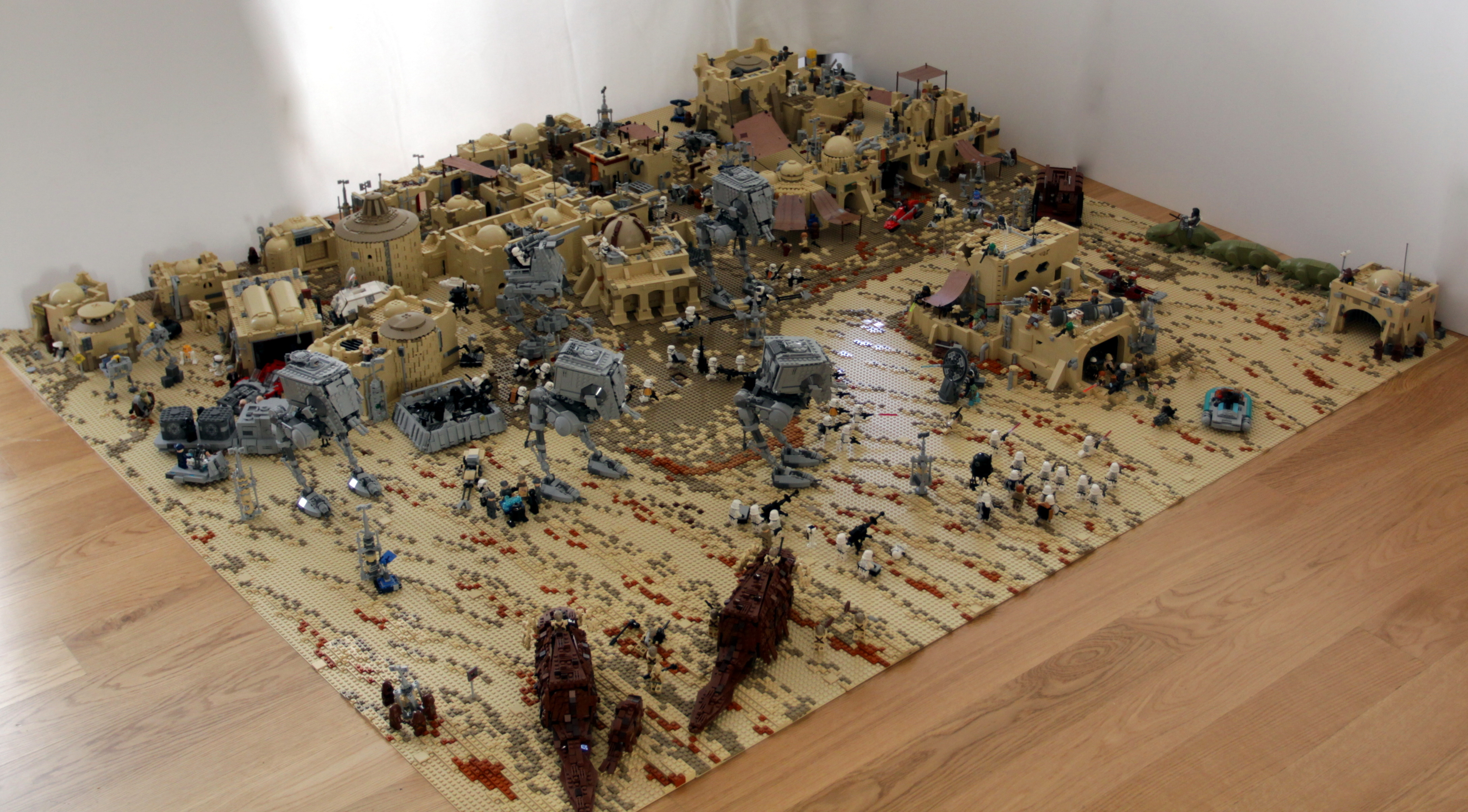 Official Lego Star Wars Building Contest In Final Judging
