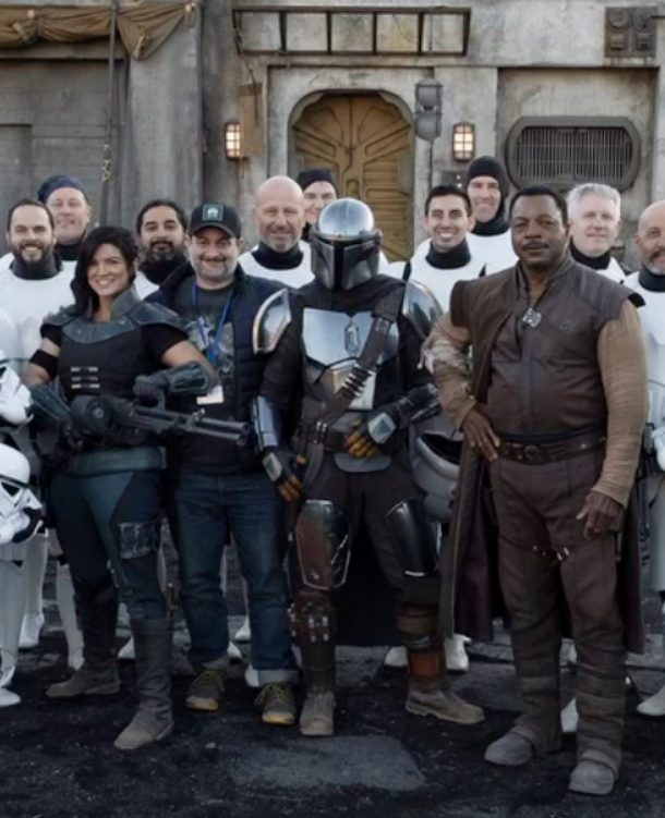 The Mandalorian Cast