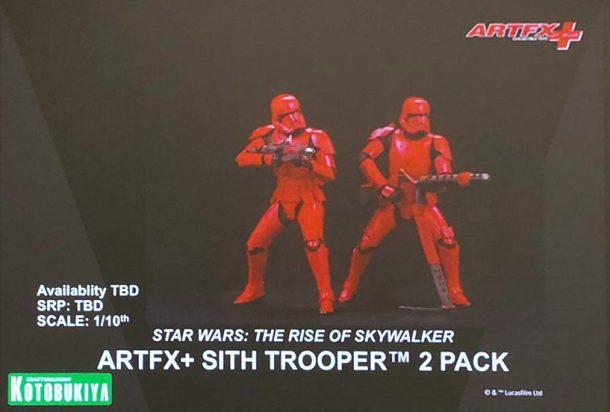 Kotobukiya Sith Troopers