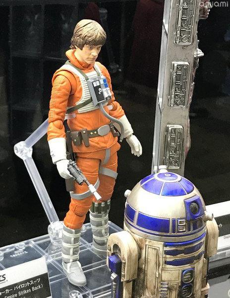 SH Figuarts Luke Skywalker Prototype
