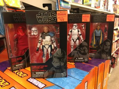 Star Wars Toys at Ollie's