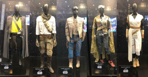 The Rise of Skywalker Costumes