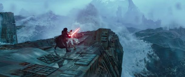 Rise of Skywalker D23 Reel