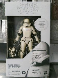 Hasbro Black Series Carbonized Jet Trooper