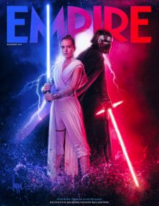Empire Rise of Skywalker Cover