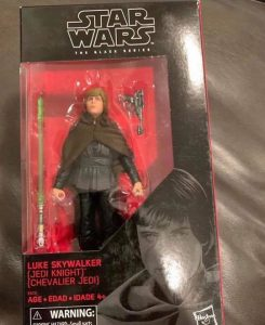 Black Series Jedi Luke
