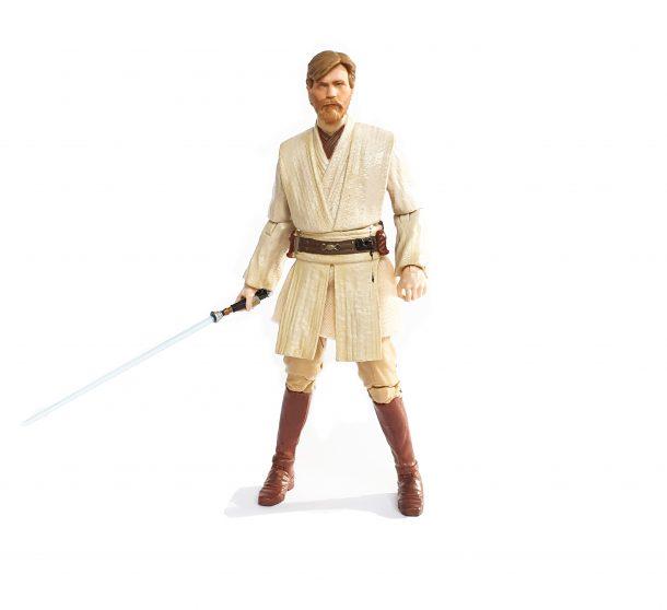 Hasbro Black Series Clone Wars Obi-Wan Kenobi Kitbash