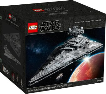 LEGO UCS Imperial Star Destroyer