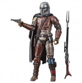 Black Series Carbonized Mandalorian