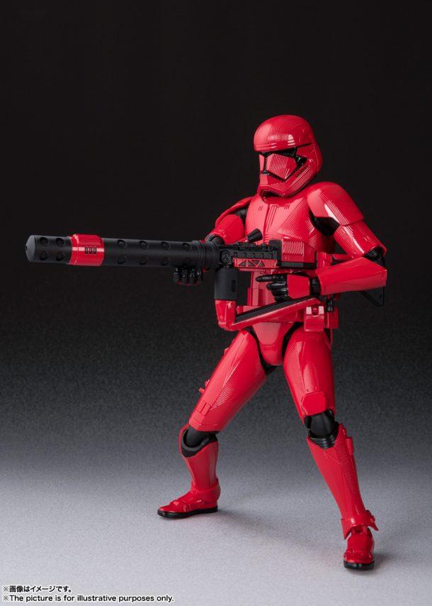 SH Figuarts Rise of Skywalker Sith Trooper