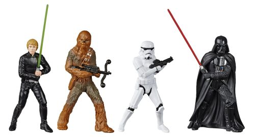 Hasbro 0 POA Star Wars Figures