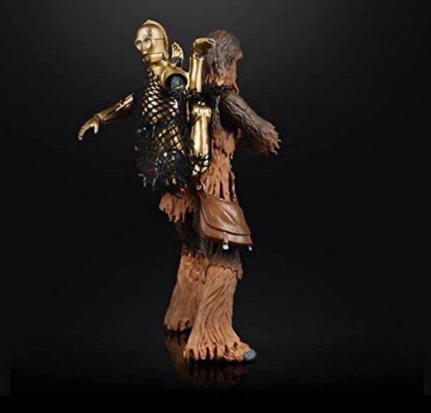 Black Series Chewbacca and C-3PO