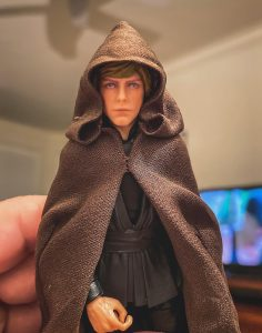 Black Series Jedi Knight Luke