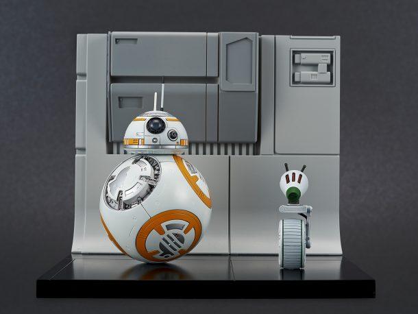 Bandai Rise of Skywalker BB-8 & D-O
