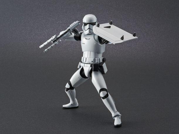 Bandai Rise of Skywalker First Order Stormtrooper