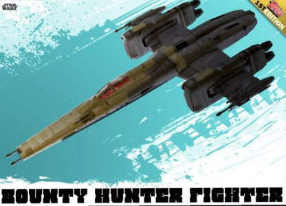 Mandalorian Bounty Hunter Fighter