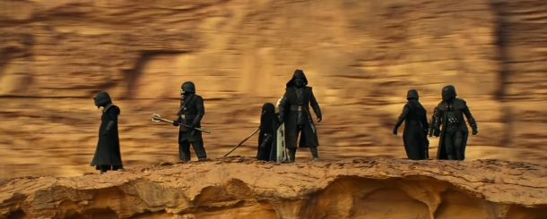 Rise of Skywalker Knights of Ren