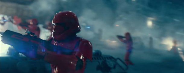 Rise of Skywalker - Sith Troopers