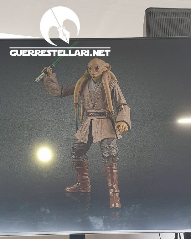 Black Series Kit Fisto